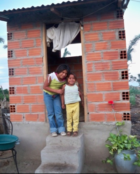 Toilets for poor communities in Bolivia