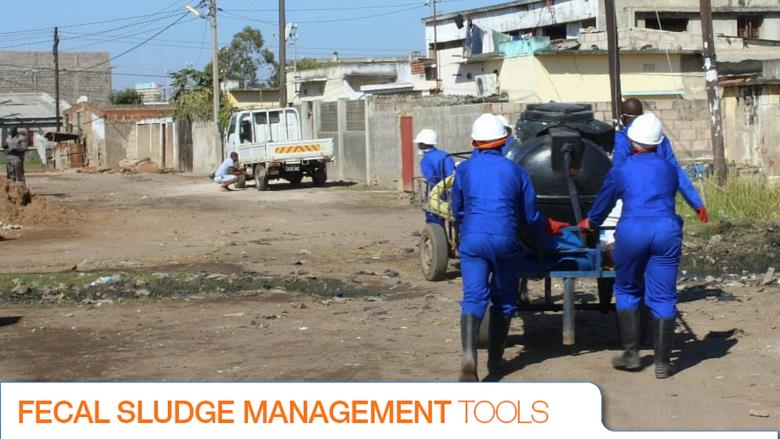 World Bank offers tools for urban faecal sludge management
