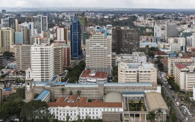 Inclusion in Kenya's economy – 4 issues
